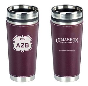 Austin To Boston (A2B) Travel Mug