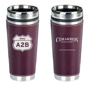 Austin To Boston (A2B) Travel Mug