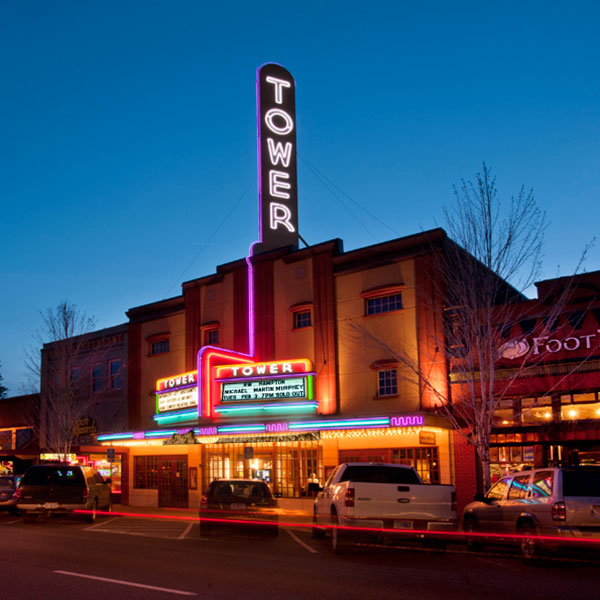 Tower Theatre, Bend, OR